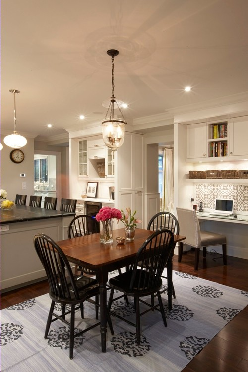 Tips on how to purchase proper size light fixture for Kitchen bench lighting ideas